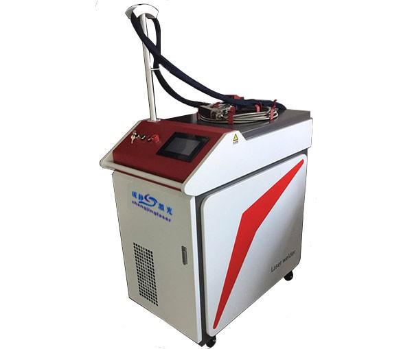 一体式手持光纤激光焊接机