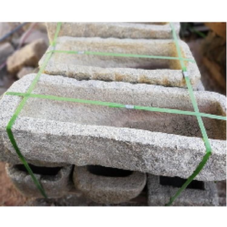 厂家定制  八山石材石槽石磨 老条石产地批发销售 品种齐全