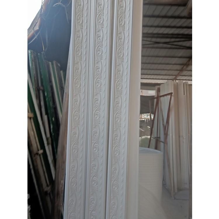供应 众奥建筑白色石膏浮雕角线 石膏浮雕批发 装饰线条 石膏吊顶角线 客厅卧室线条 美边线 阴角线