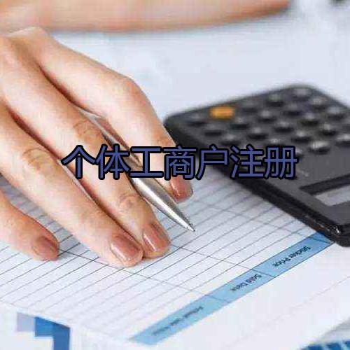 个体工商户注册 公司注册 个体营业执照代办 代理记账 报税异常处理 公司注销