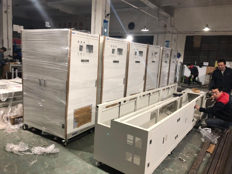 中联创鑫钣金 自动化设备机柜机架 铝型材机架设备机柜 钣金机架机柜定制