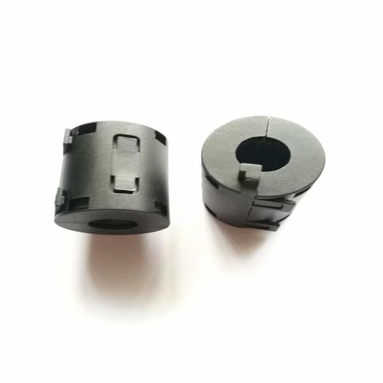 磁环 卡扣式磁环支持连接夹扣式磁环 优科磁环定制