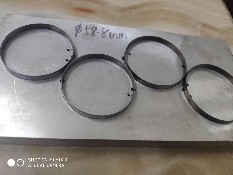 木板刀模来样来图定制激光刀模 激光模板刀模定制