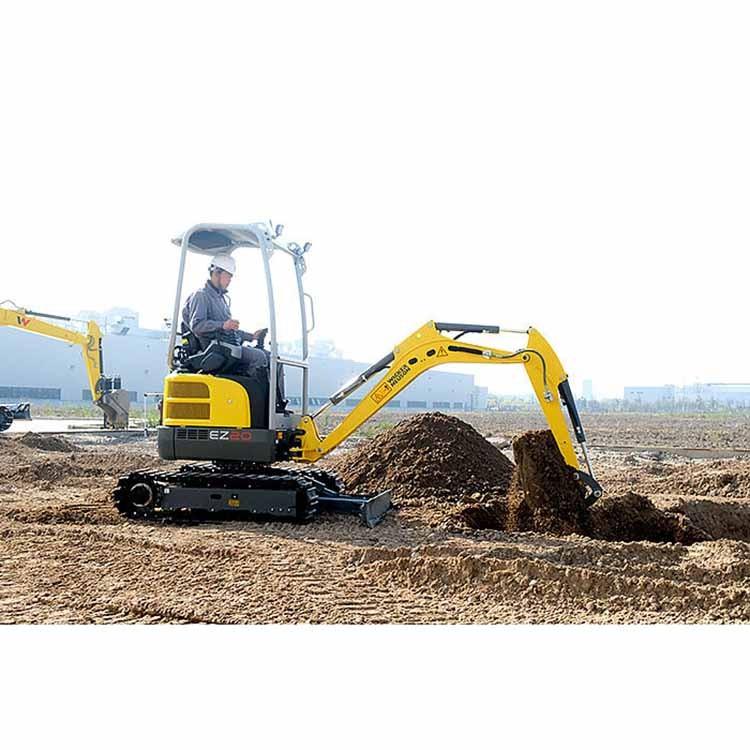德国威克诺森微型EZ20型挖掘机厦门挖掘机销售出租厦门挖掘机租赁