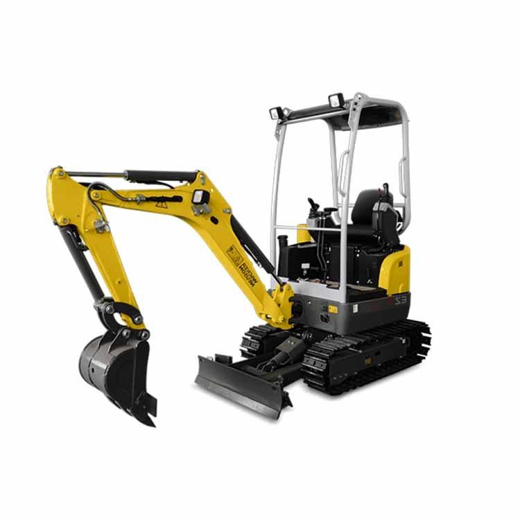 厦门挖掘机威克诺森微型挖机销售EZ17型挖掘机