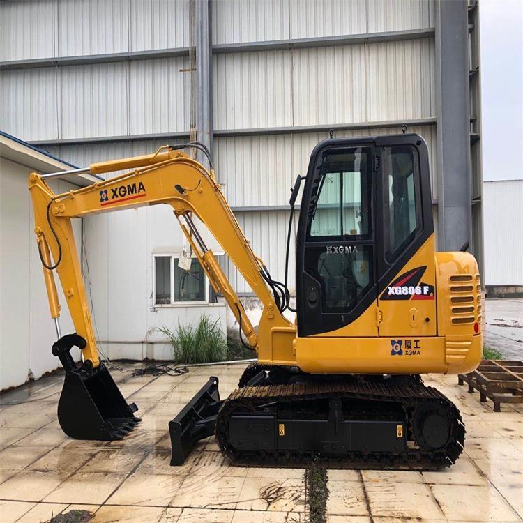 厦工挖掘机-XG806挖掘机出租 销售厦门挖掘机租赁