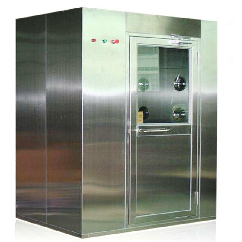 车间不锈钢风淋室 单人双吹风淋室非标定制 无菌无尘风淋室