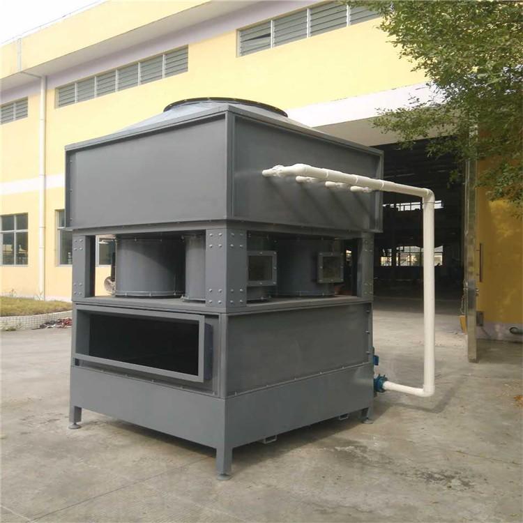 厂家直销万燊环保水旋漆雾废气净化柜WS-JHG-30实用喷漆设备废气漆雾净化设备实用型水漩柜现货销售