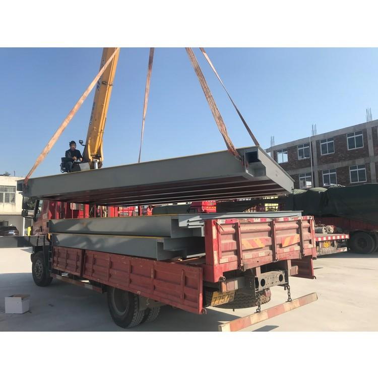 衡鑫 高精度地磅秤1-3t10吨汽车衡大型称重20t30t80t100吨16米电子地磅