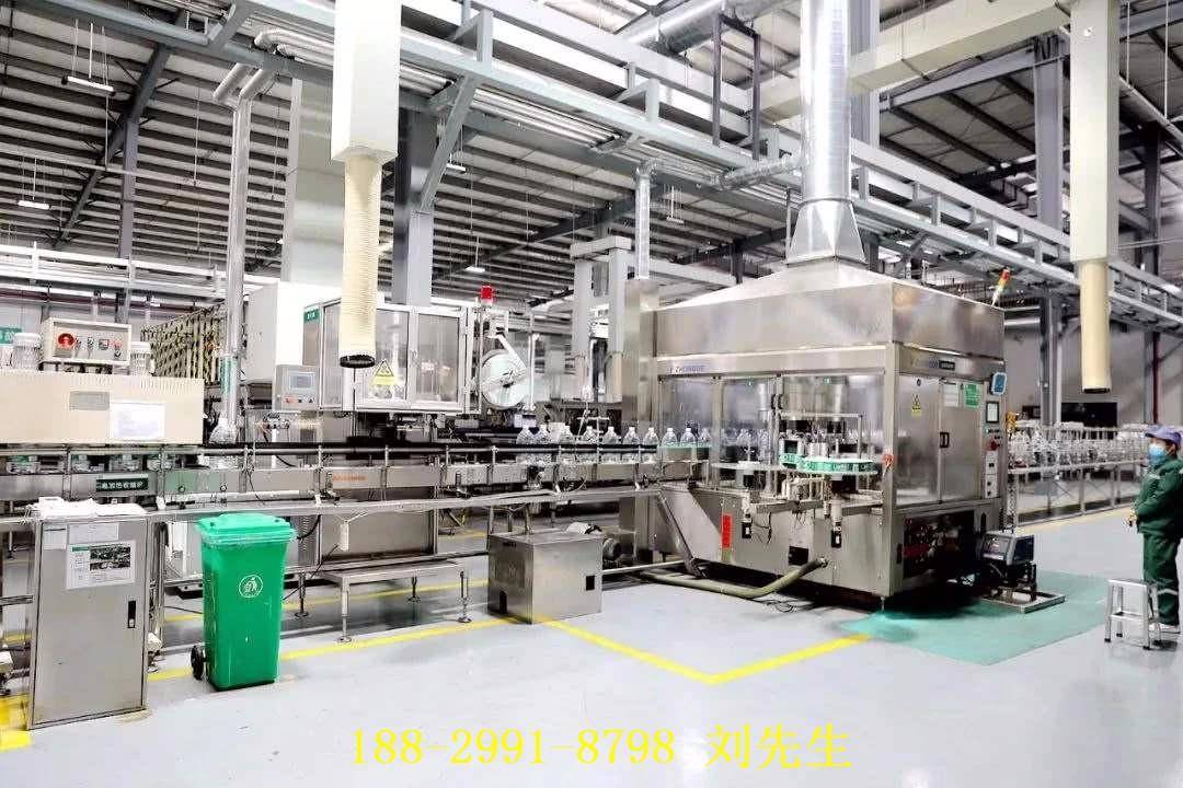 厂家直销 瓶装水生产线 国内一线品牌指定合作瓶装水设备工厂 乾业机械 可定制