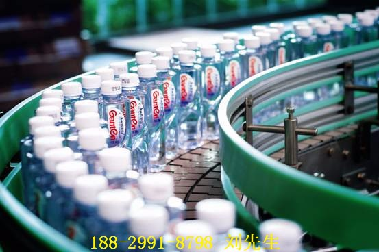 瓶装水生产线设备精品 瓶装水灌装包装设备原创技术 乾业机械