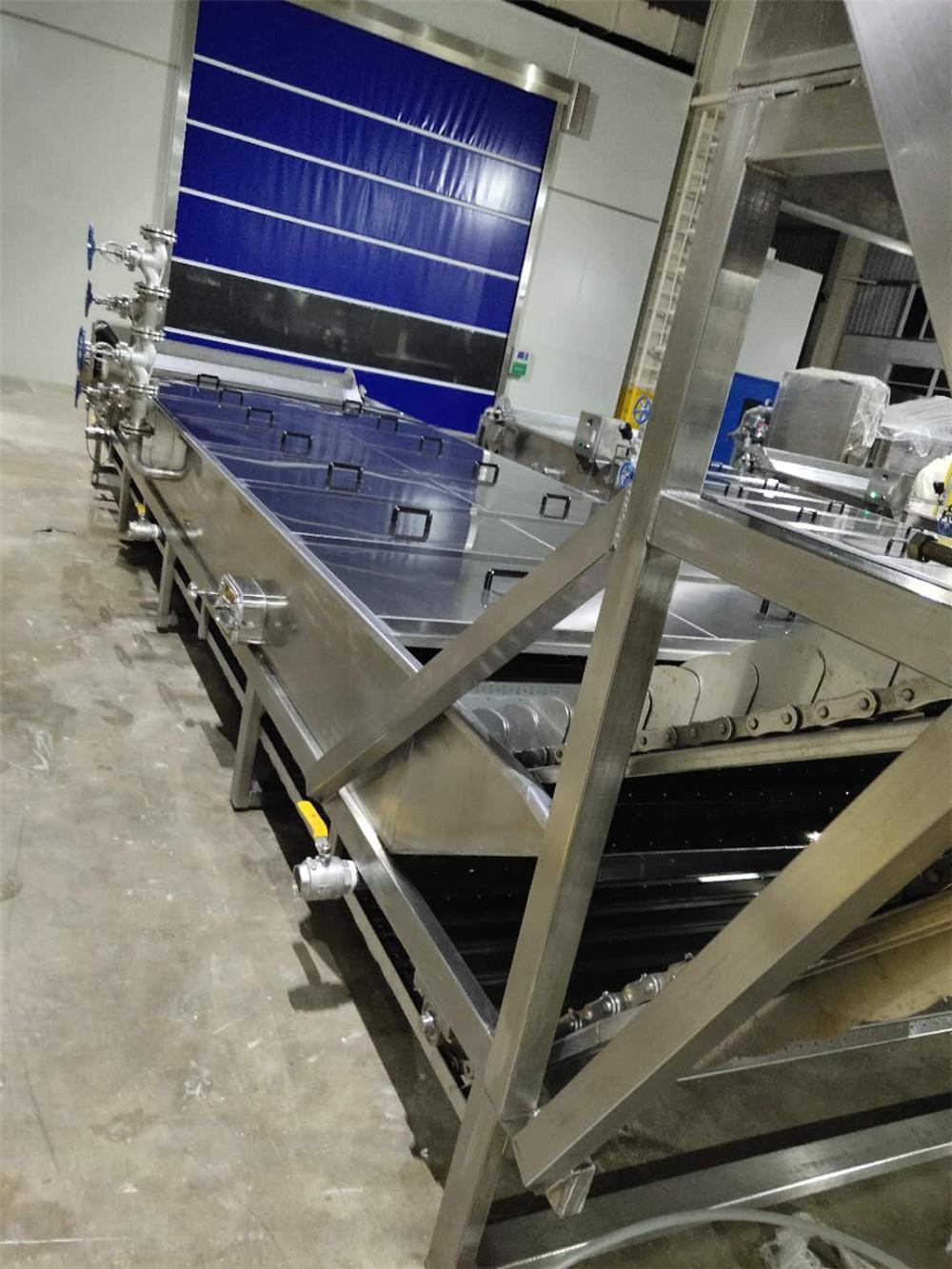 致极厂家直销巴氏水浴式杀菌机 ZJ0100果酱巴氏杀菌线 袋装牛奶饮料酱菜巴氏杀菌机 可定制现货销售