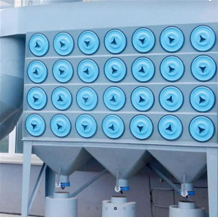 万燊环保 防爆脉冲滤芯除尘器WS-LX-16S 可定制风量  除尘器滤芯厂家 除尘滤芯