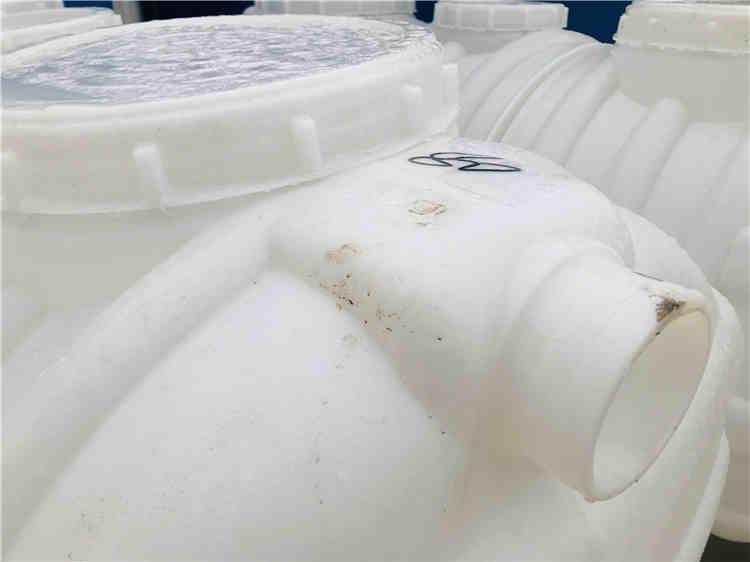 大量供应塑料化粪池 三格式pe化粪池 农村厕所改造小型塑料三格式