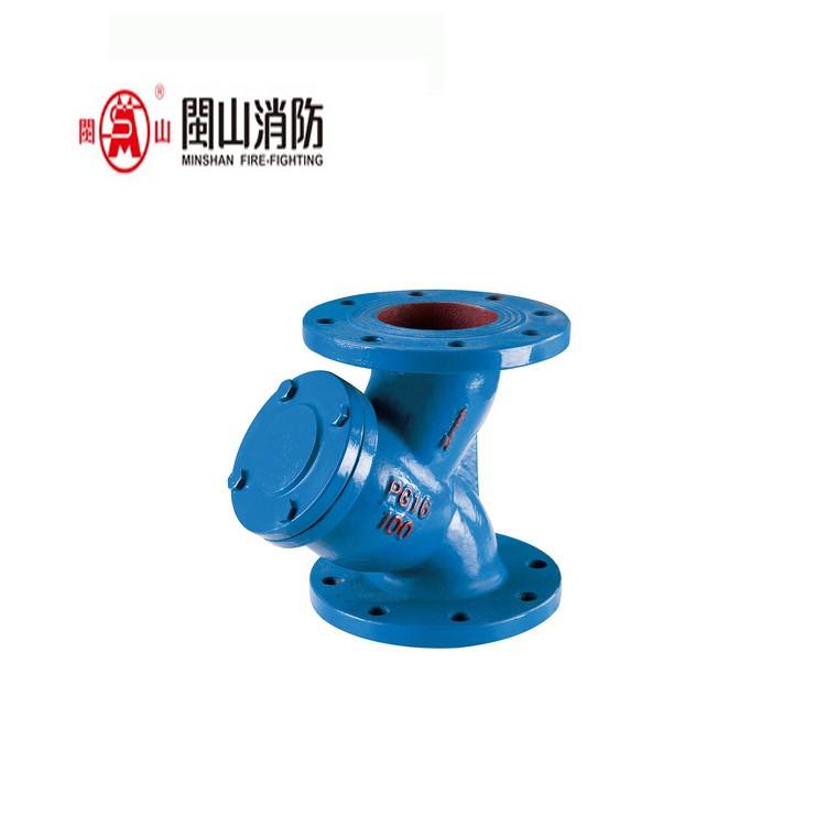 厂家生产加工 过滤器 Y型过滤器价格 球磨铸铁过滤器供应商