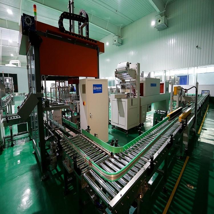专业日化用品装箱机 自动化装箱机