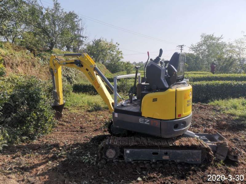 农用 园林绿化小型挖掘机租赁 出租