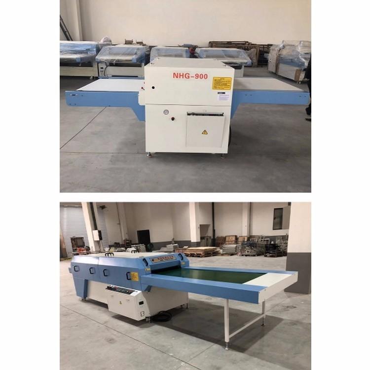台式粘合机型号BJKK-NHG-500J 布料压光机 厂家直销