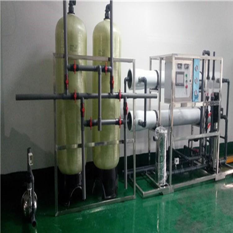 慈溪市工业纯水机械设备维修RO膜配件更换服务,宁波达旺去离子水处理,喷涂清洗水设备厂