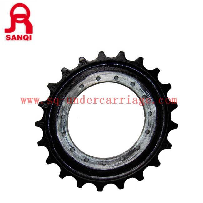 厂家直销 神钢挖掘机驱动轮 SK100-3/ SK120-3 驱动轮 齿圈  齿环 四轮一带