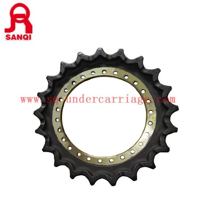 厂家直销 神钢挖掘机驱动轮 SK330-8 SK350-8驱动轮  齿圈  齿环 四轮一带