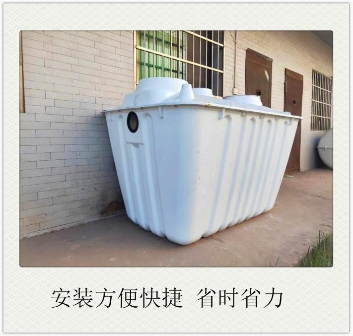 家庭小型化粪池价格便宜 各种配件齐全