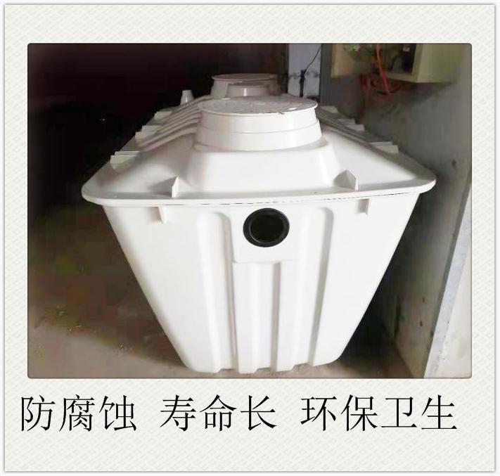 农村玻璃钢化粪池生产厂家直供 价格有优势