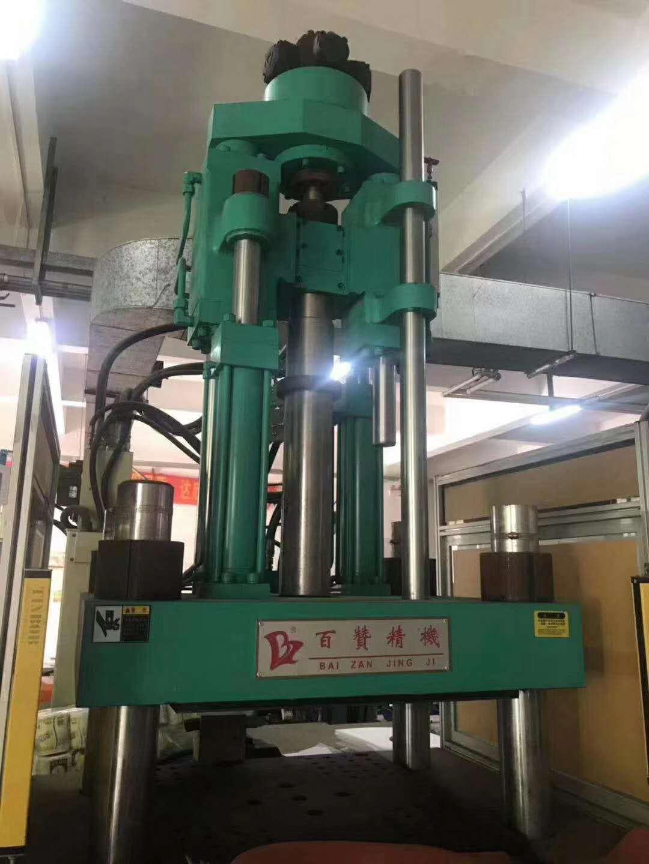 二手百赞160立式液态硅胶注塑机 海天130吨液态硅胶注塑机 高要求医疗、食品、按键产品适用