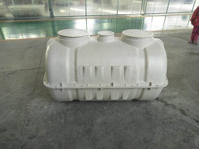 玻璃钢成品化粪池价格较低 出厂价发货