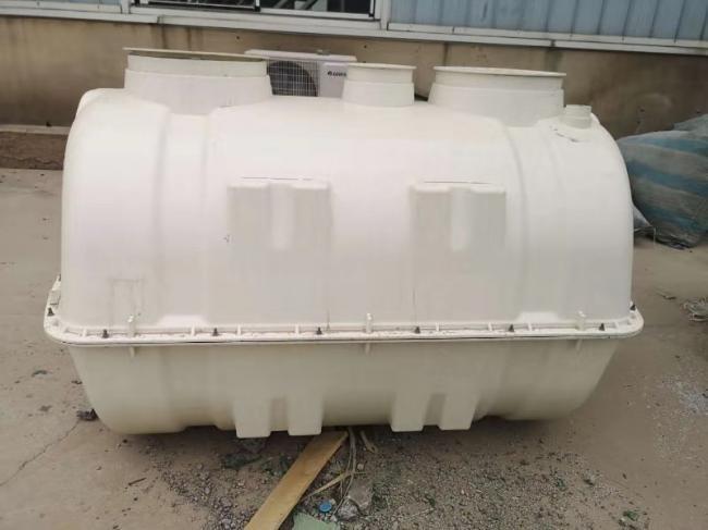 农村改厕化粪池生产厂 便宜还有检验报告