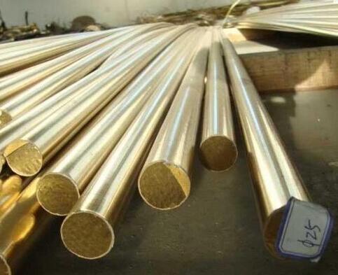 高耐磨H59黄铜棒、国标易车削黄铜棒供货商