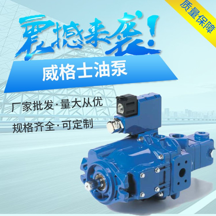 30KW油泵 原装威格士油泵 气动油泵生产厂家报价