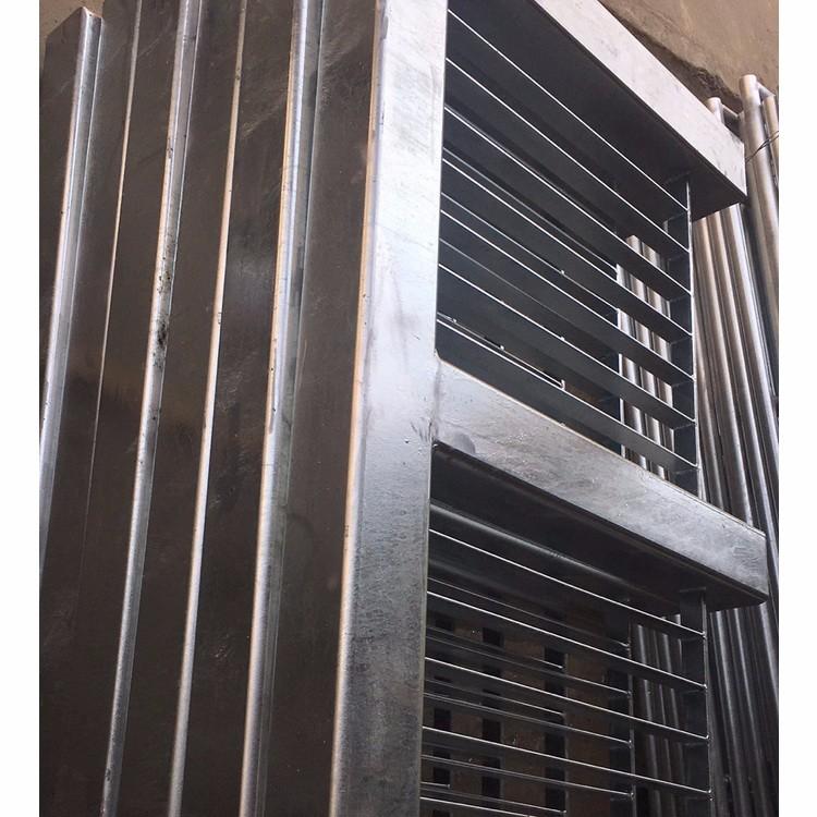 联发通 泉州热镀锌加工 热镀锌护栏厂家
