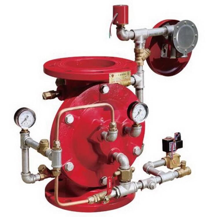 金扇 ZSFM多型号 隔膜式雨淋报警阀消防报警系统消防器材直销批发
