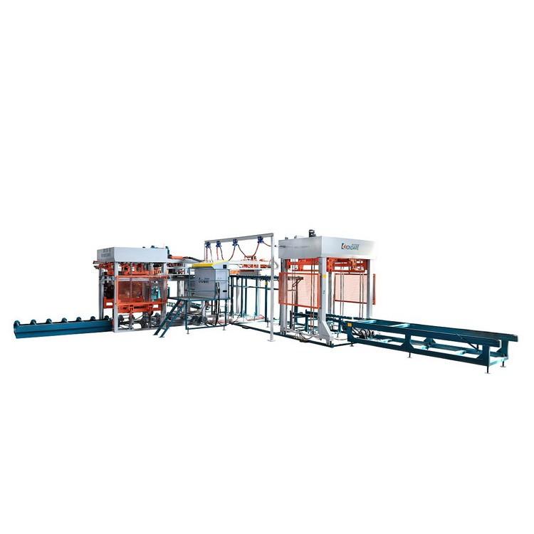 供应LD-700型码砖机 全自动智能高低位码砖机  联达码砖机