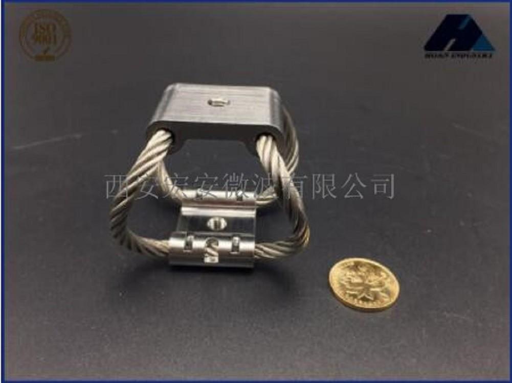 西安宏安移动摄影仪器防震动用-GR5-80D-A专业钢丝绳隔振器