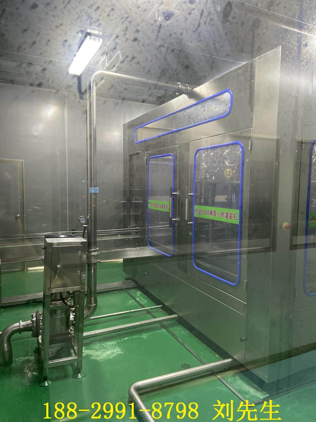桶装水设备区域销量标杆 桶装水生产线排行榜 大桶水灌装包装自动化设备领头羊