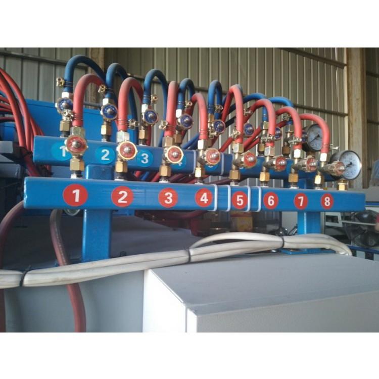 泉州烧板机厂 环保型1000型自动火烧板机  自动火烧机械厂 机械设备