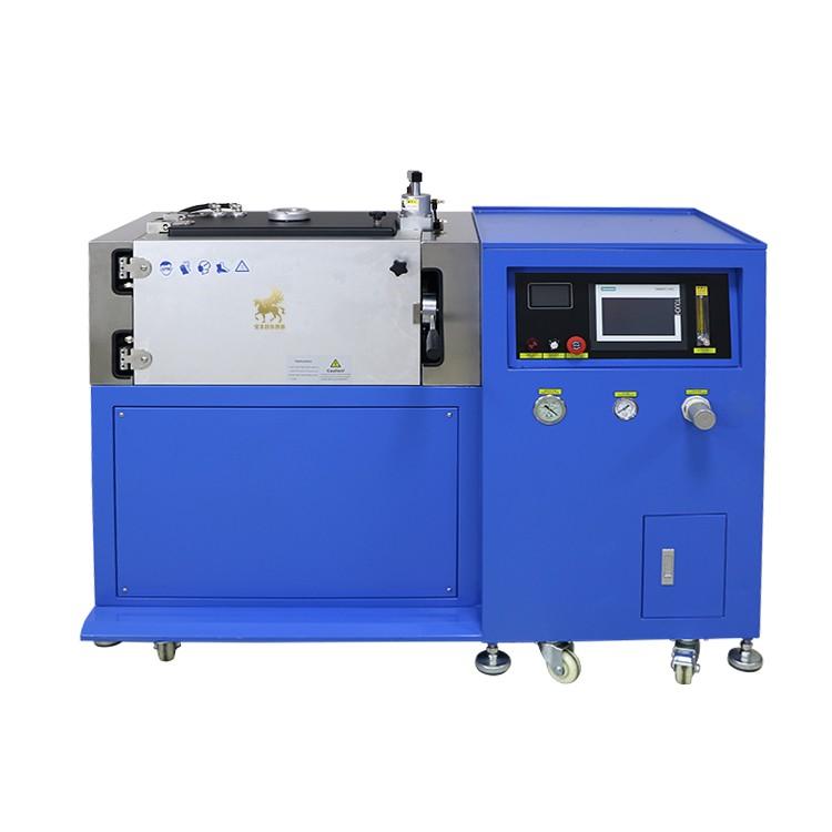 贵金属加工设备 金锭成型机厂家 宝丰真空铸锭机一出四无氧化无气孔