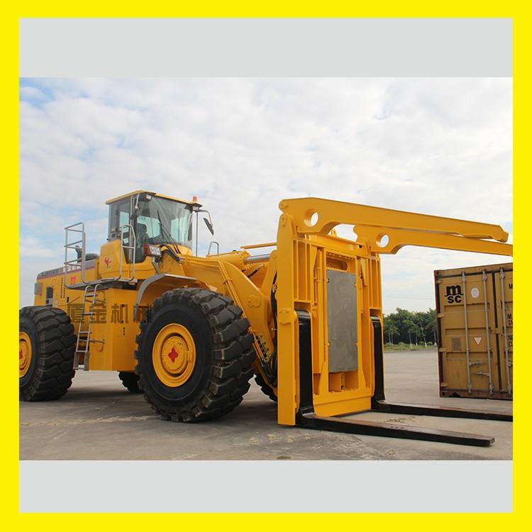 集装箱翻转机,集装箱旋转卸货机_集装箱装卸机_集装箱翻车机XJ998RM