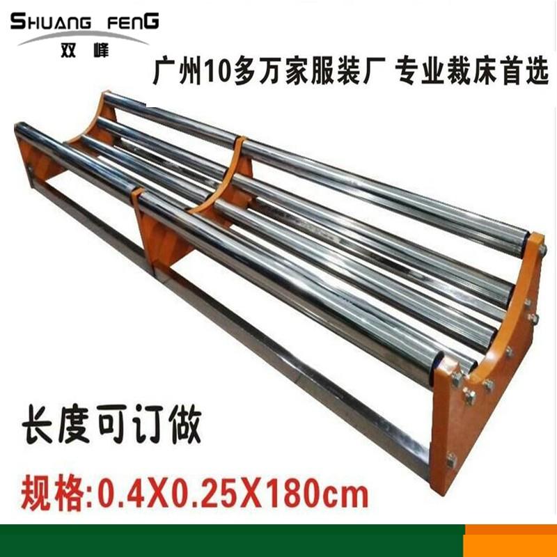 专业生产供应简易拉布机 松布机 滚布槽 拉布设备厂家