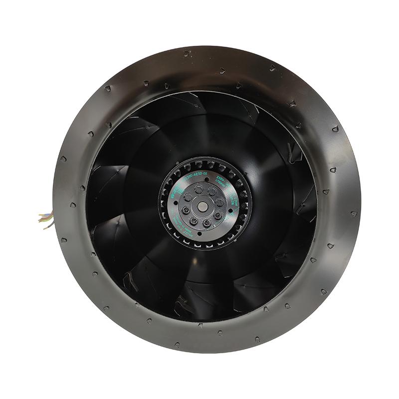 EBMPAPST 变频器电机R2E280-AE52-05 后倾式离心鼓风机