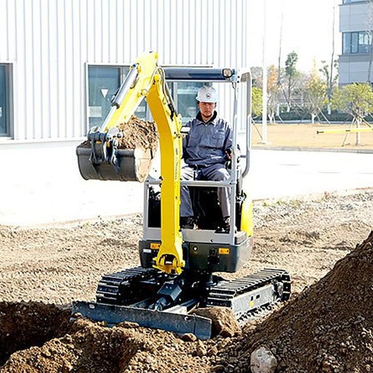 源自德国威克诺森小型挖掘机销售 出租