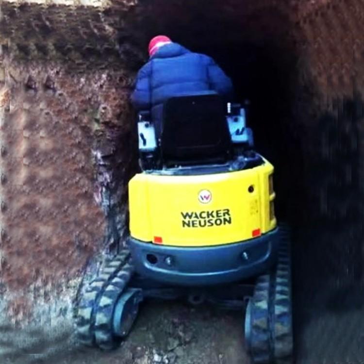 厦门 漳州 泉州专业承接拆除 墙体破碎小型挖掘机出租