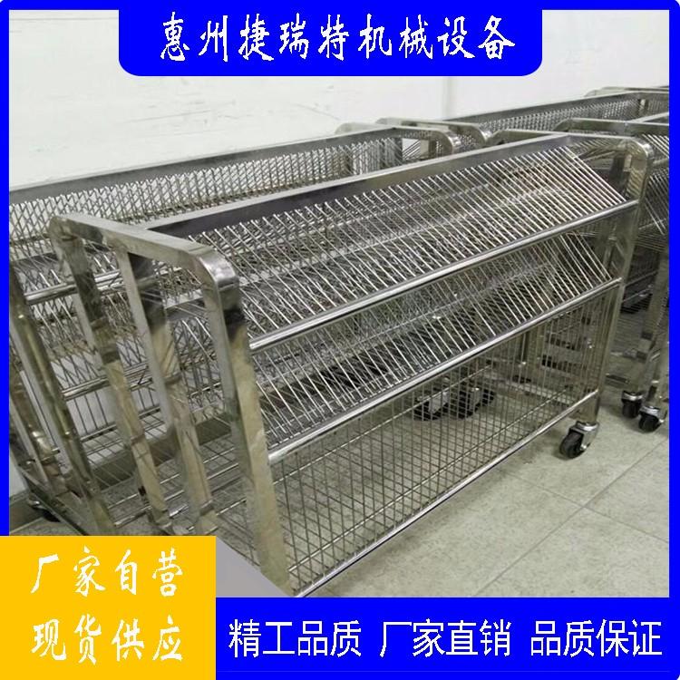 SMT卷状防静电料物料周转车 镀铬架  工厂周转车价格实惠