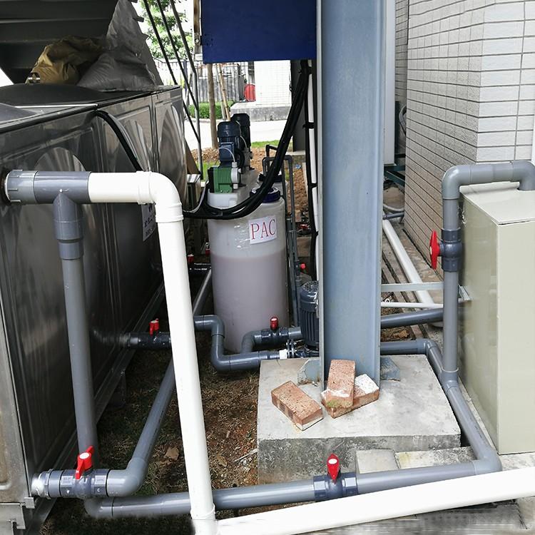 厦门一体化污水处理池 防腐耐蚀污水处理一体化设备 厂家直销 可定制