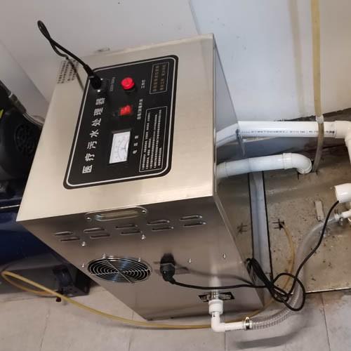 深圳老中医诊所为什么要安装口腔污水处理器