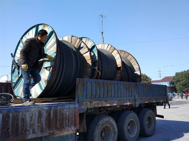 广州市荔湾区市电线电缆回收 废旧电缆回收厂家 诚信价格