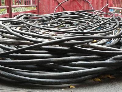 广州市白云区市电线电缆回收 废旧电缆回收厂家 诚信价格