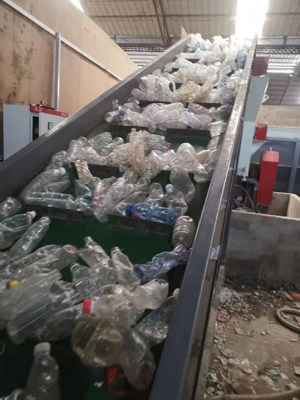 东莞货源 供应废旧塑料清洗线 _PET饮料瓶破碎清洗回收造粒生产线 产家价钱 优惠直销